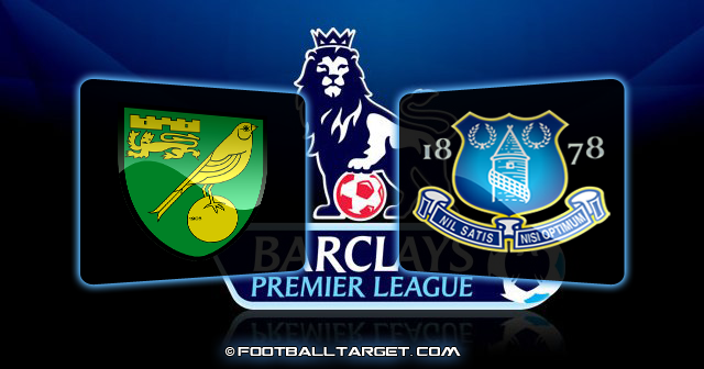 Prediksi Bola Norwich City vs Everton 12 Desember 2015